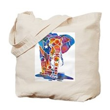 Whimzical Emma Elephant Tote Bag