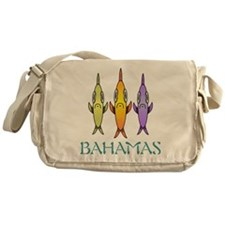 Unique Bahamas Messenger Bag