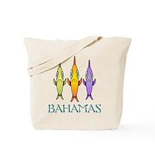 Funny Bahamas Tote Bag