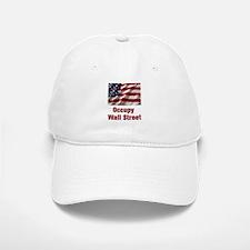 Occupy Wall Street Baseball Baseball Cap