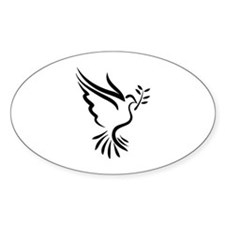 Dove Decal