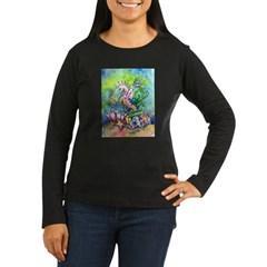 Hugs from mommy seahorse T-Shirt