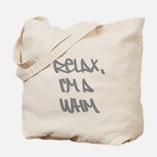 White Mage Tote Bag