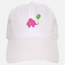 Elephant with balloon Baseball Baseball Cap