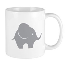 Elephant with balloon Mug