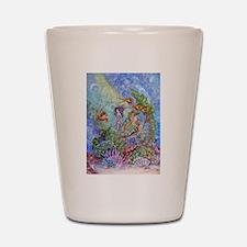 Mermaids Shot Glass