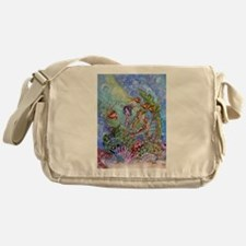 Mermaids Messenger Bag