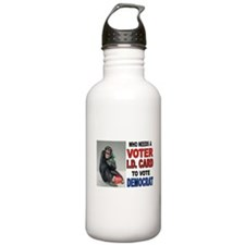 VOTE OFTEN Water Bottle