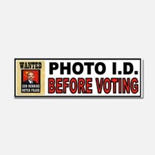 VOTE OFTEN Car Magnet 10 x 3