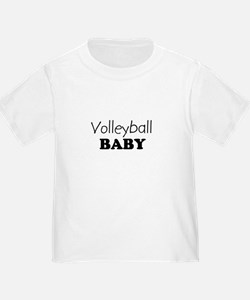 Volleyball baby T