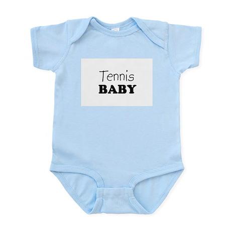 Tennis baby Infant Creeper
