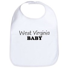West Virginia baby Bib