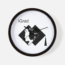 iGrad Wall Clock