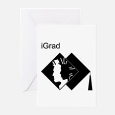 iGrad Greeting Cards (Pk of 10)