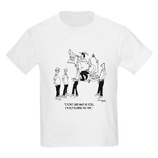 Bowing To The Building Contractor T-Shirt