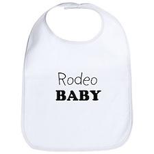 Rodeo baby Bib