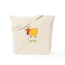 Lorrie The Capricorn Goat Tote Bag