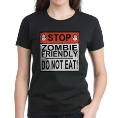 Stop Zombie Friendly Tee
