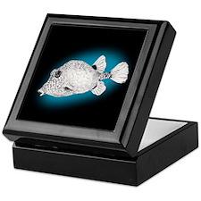 Trunkfish Large Keepsake Box