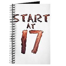 start at 17 Journal