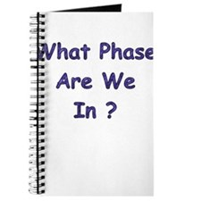 What Phase Journal