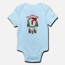Cherokee Christmas Dream Catcher Infant Bodysuit