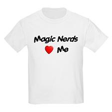 Magic Nerds (heart) Me T-Shirt