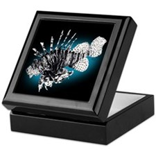 Scorpionfish Keepsake Box