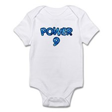Power nine Infant Bodysuit