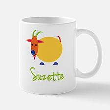 Suzette The Capricorn Goat Mug