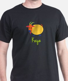 Kaye The Capricorn Goat T-Shirt