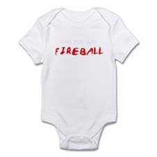Fireball Infant Bodysuit