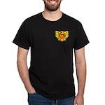 F6C Small Shield Dark T-Shirt