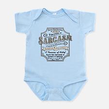 Old Tyme Sarcasm Infant Bodysuit