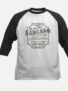 Old Tyme Sarcasm Kids Baseball Jersey