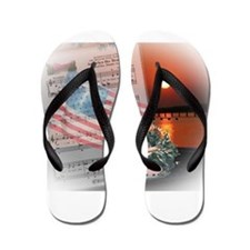 A Soldier's Prayer Flip Flops