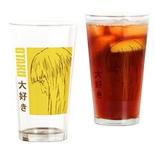 Otaku Love - GEN Manga: Drinking Glass