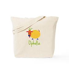 Ophelia The Capricorn Goat Tote Bag