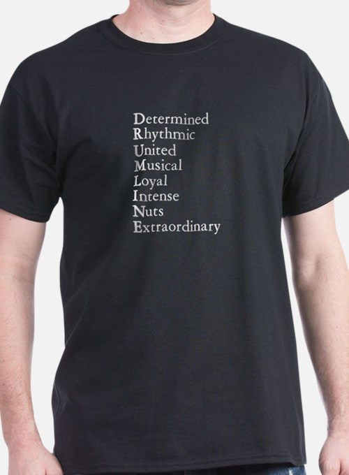 Drumline Definition Marching Band T-Shirt