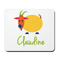 Claudine The Capricorn Goat Mousepad