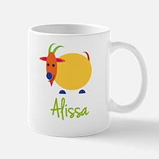 Alissa The Capricorn Goat Mug