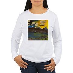 Valley Lake sunset T-Shirt
