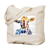 Cow Canvas Totes