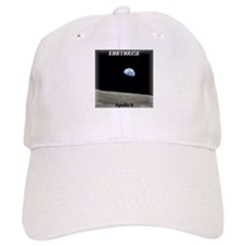 Earthrise Baseball Cap