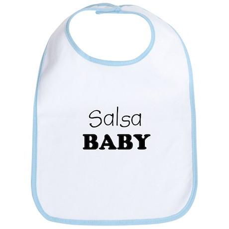 Salsa baby Bib