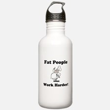 Funny Big 5 Water Bottle