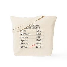 NASA Soyuz Tote Bag