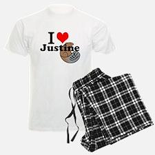 justine beaver Pajamas