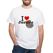 justine beaver Shirt