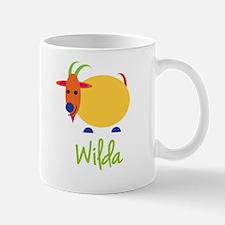 Wilda The Capricorn Goat Mug